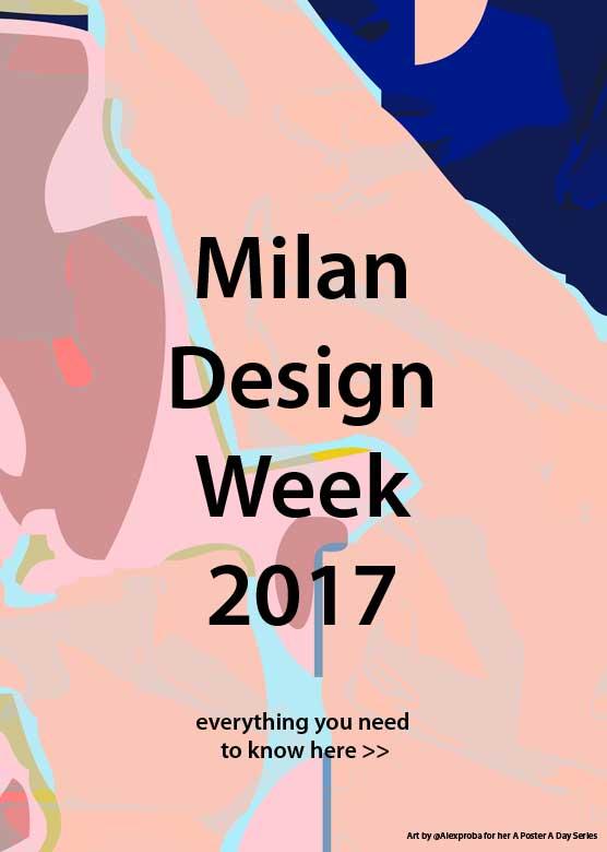 Milan design week 2017 cc tapis for Milan design week 2017