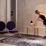 Traces D'Aubusson, black and white, lorenzo gironi, motel409, studio milo