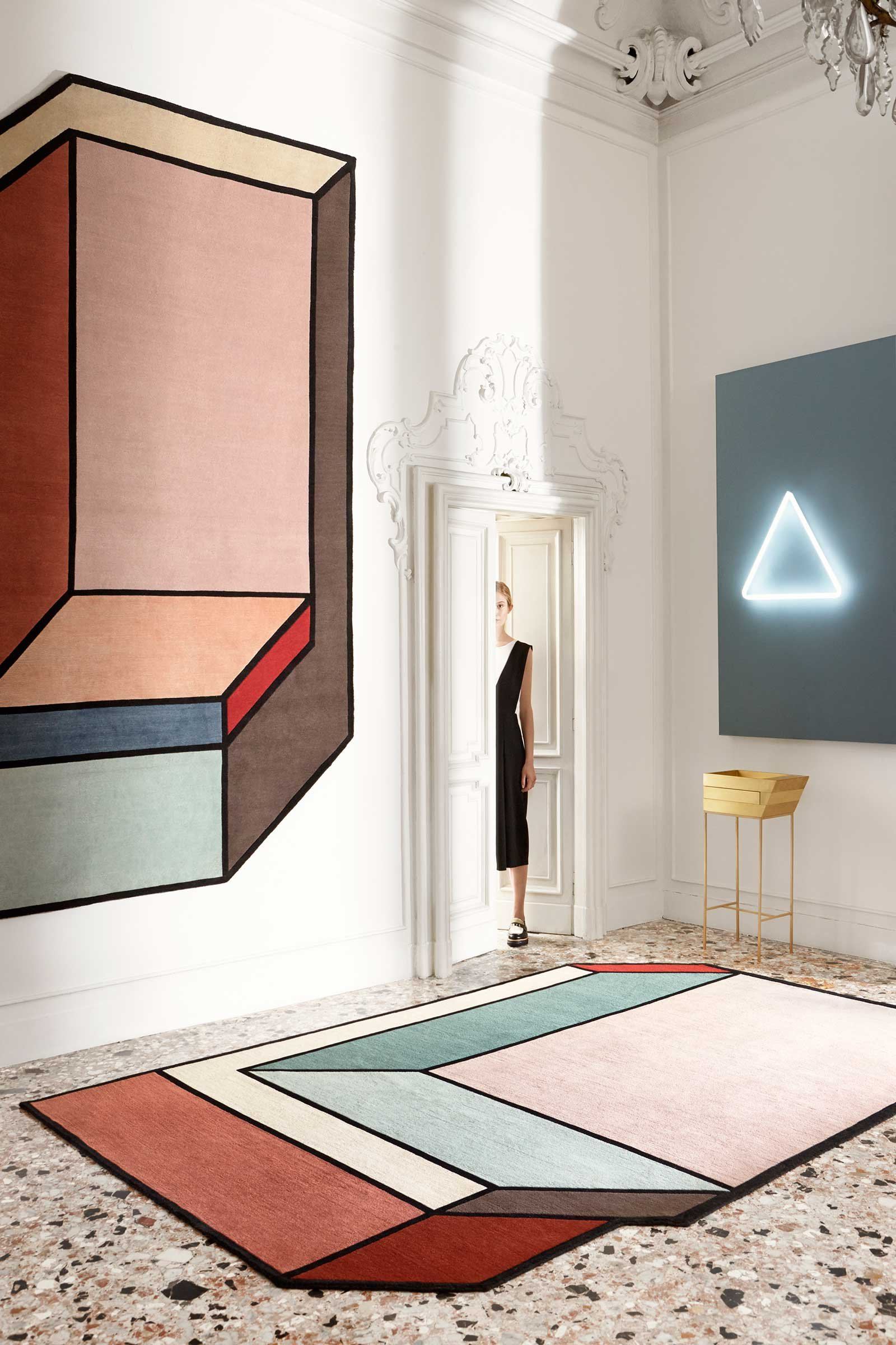Cc Tapis Visioni Collection By Patricia Urquiola
