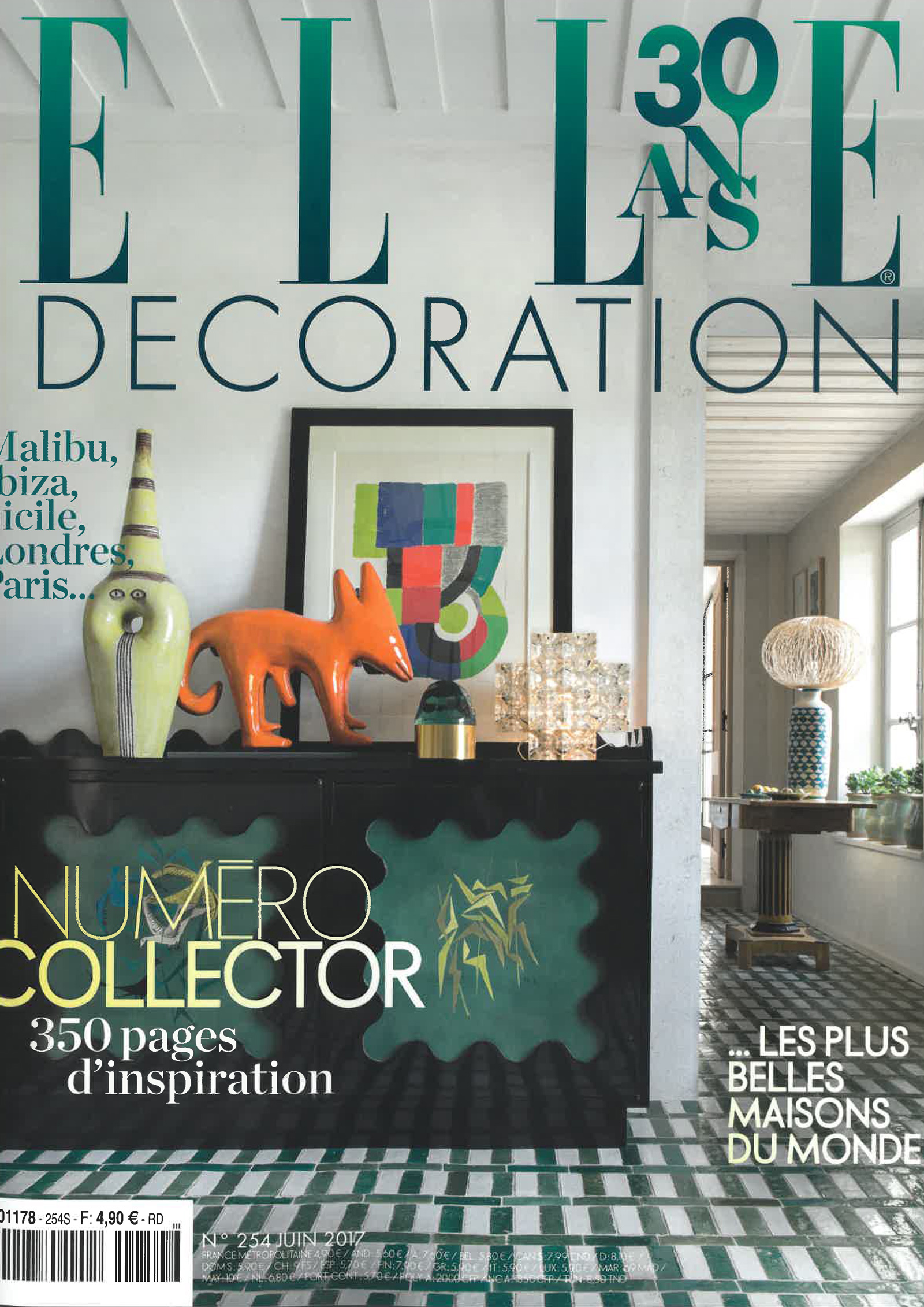 Elle decoration france cc tapis for Elle decoration france
