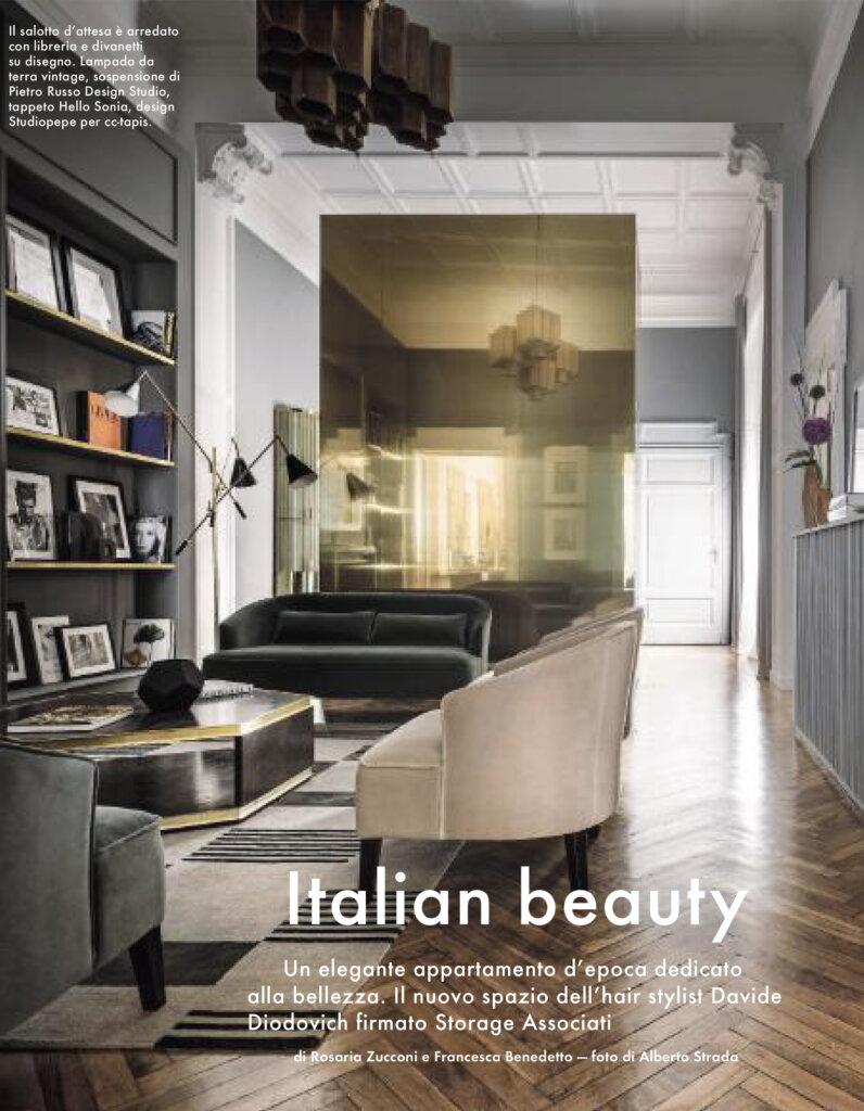 Lampada Da Studio Design elle decor - italy | cc-tapis