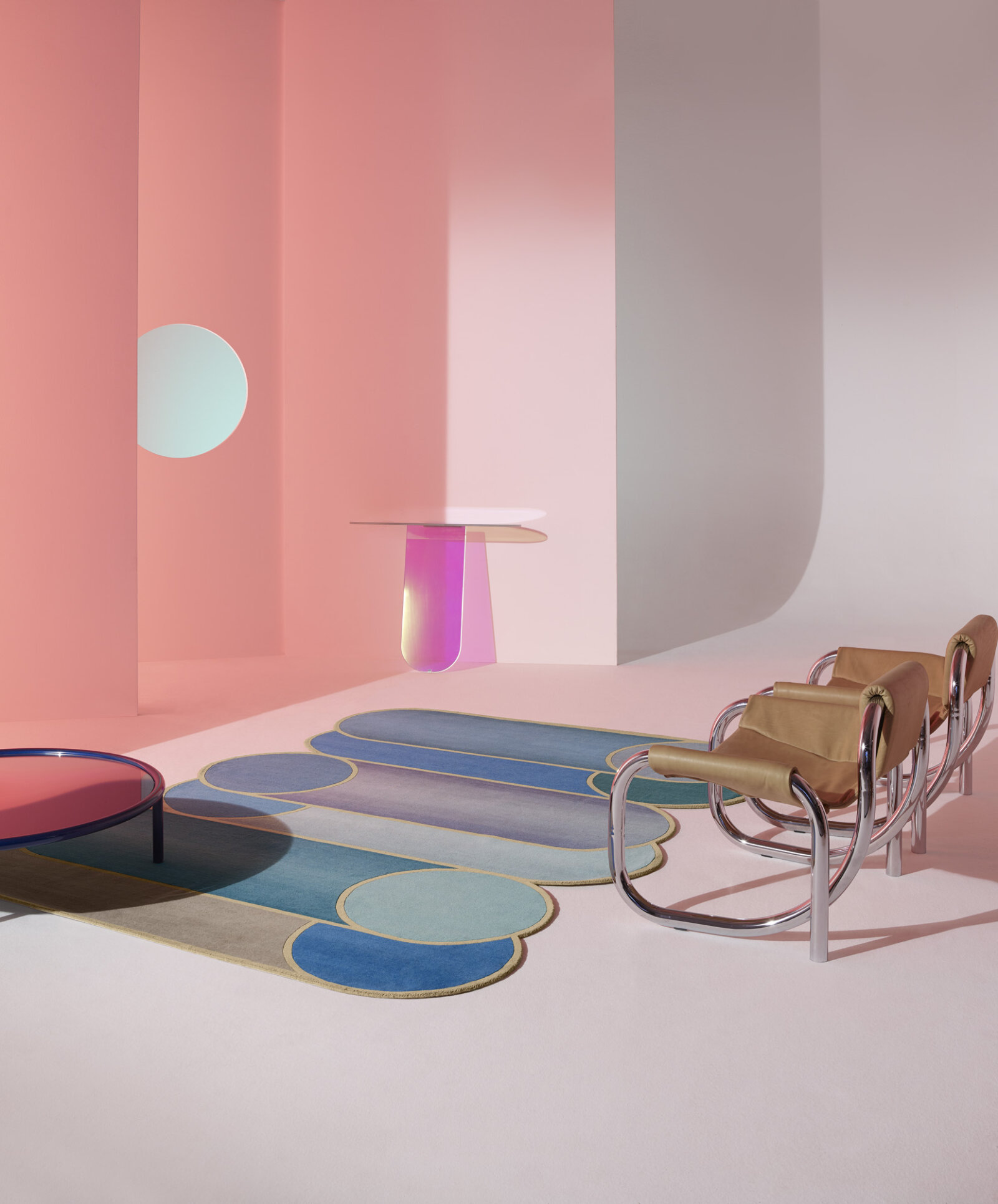 Patricia Urquiola Design.Rotazioni Collection Designed By Patricia Urquiola
