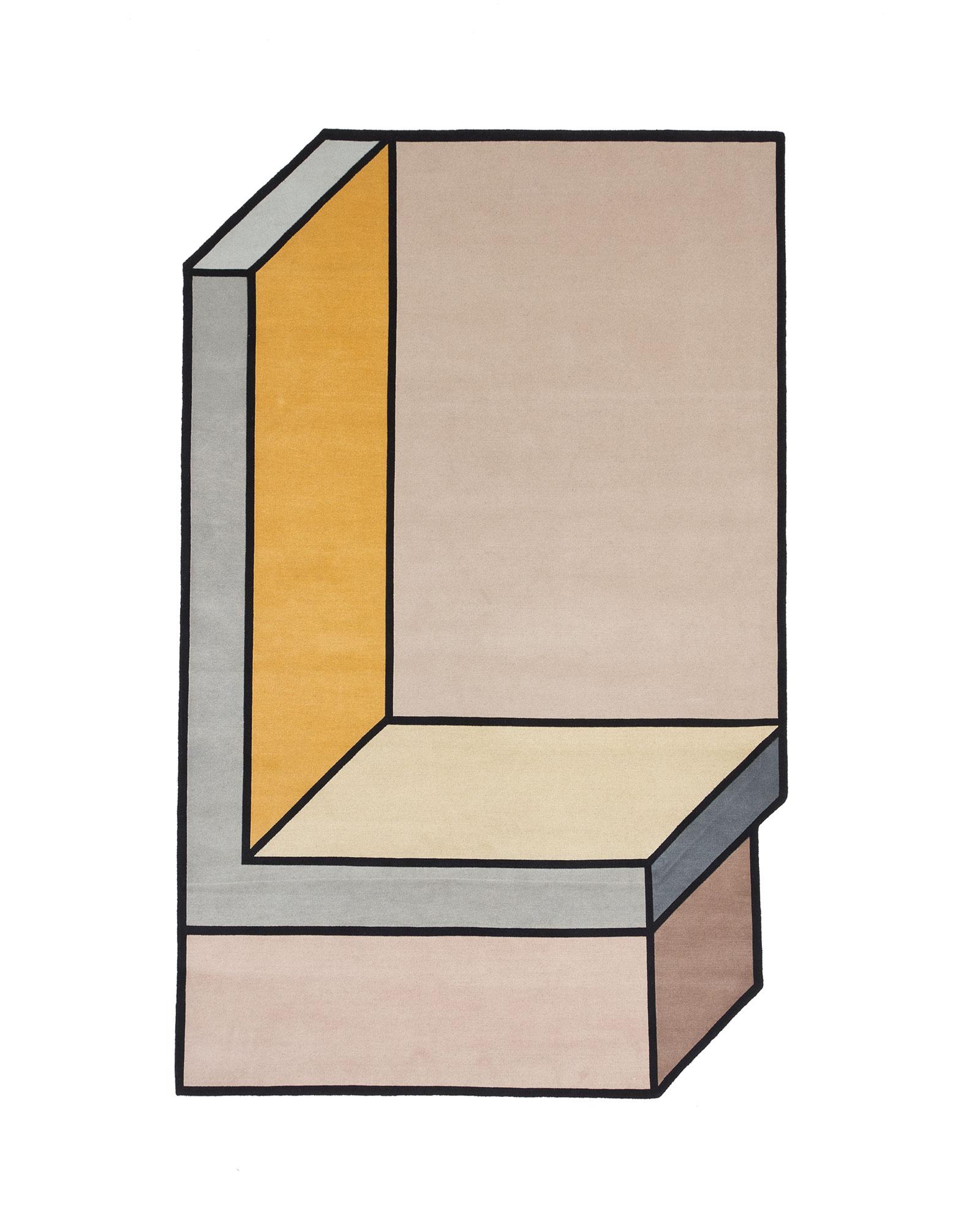 Visioni rug designed by Patricia Urquiola
