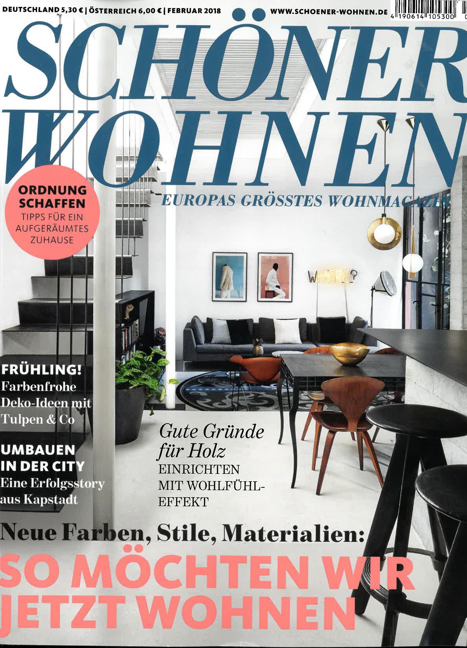 Schoner Wohnen – Germany | cc-tapis