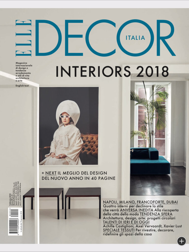 Elle Decor Italia February 2018 Cc Tapis