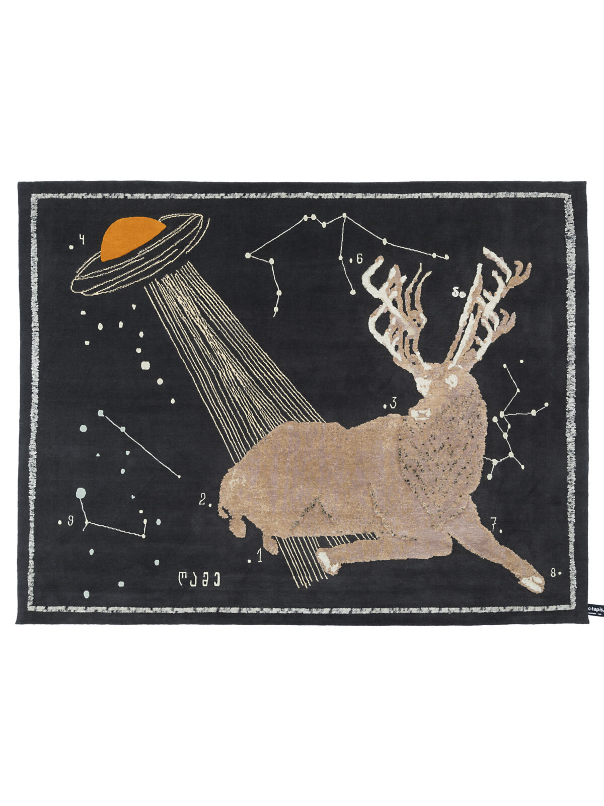 Night Of A Hunter Designed By Rooms Design Produced By Cc Tapis