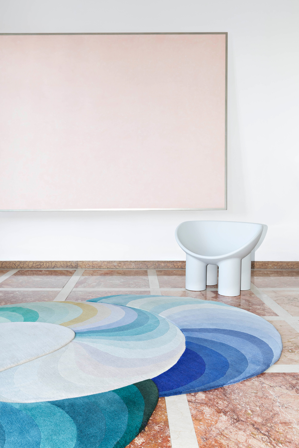 Slinkie Collection Designed By Patricia Urquiola Cc Tapis