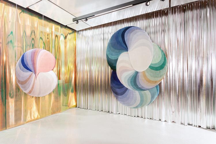 Cc Tapis Our Showroom During Milan Design Week 2018