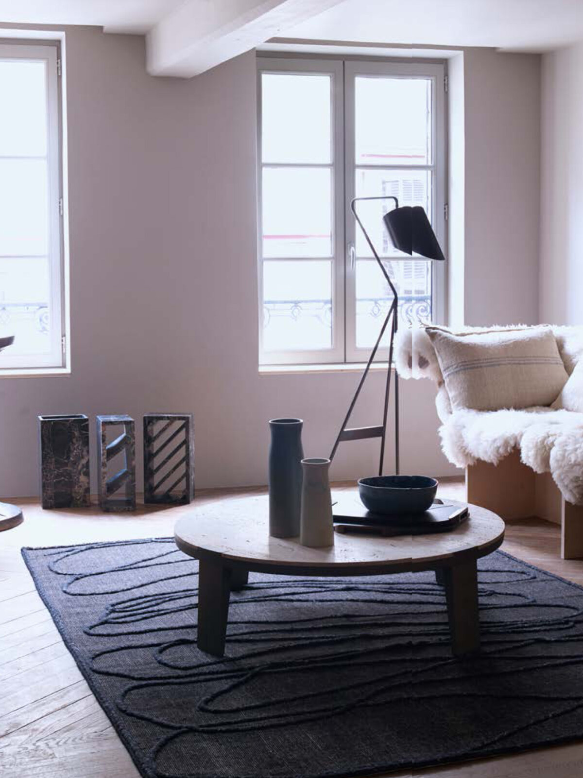Inventory collection designed by faye toogood for Elle decoration uk