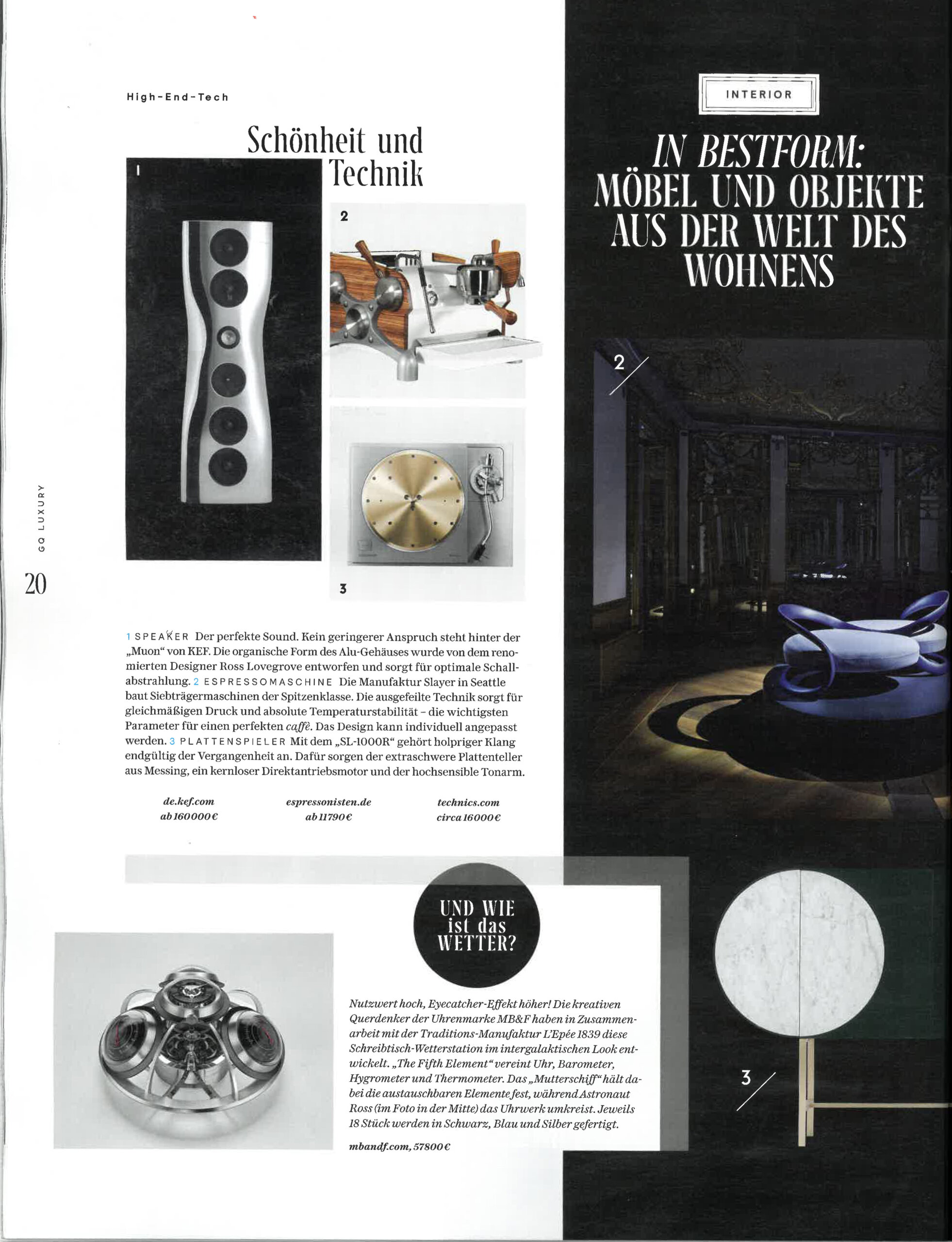 Gq Magazine Germany Cc Tapis