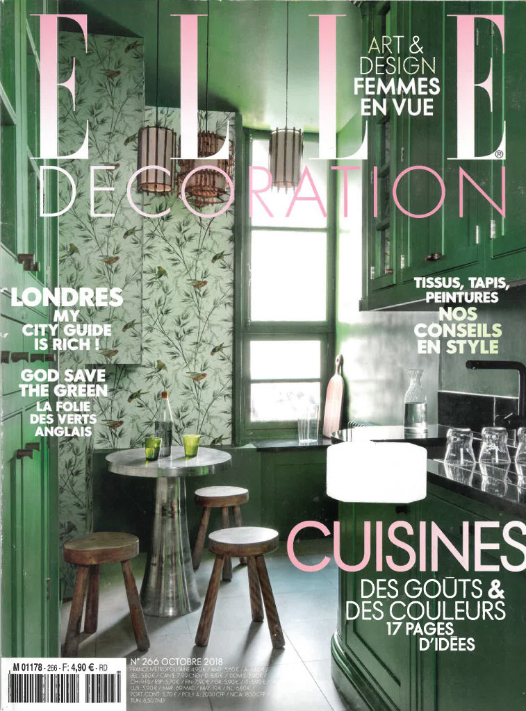 elle decoration france