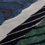 Feathers Round Detail 14