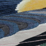 Feathers Round Detail 16