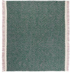 Cultivate Chevron Green by Yuri Himuro for cc-tapis